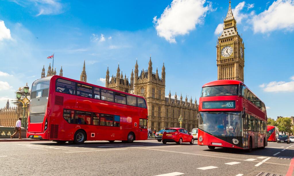 BREXIT: Etter 47 år forlater Storbritannia den europeiske union. Foto: Shutterstock/NTB Scanpix