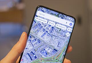 Slik er nye Google Maps