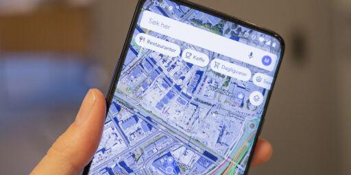 image: Slik er nye Google Maps
