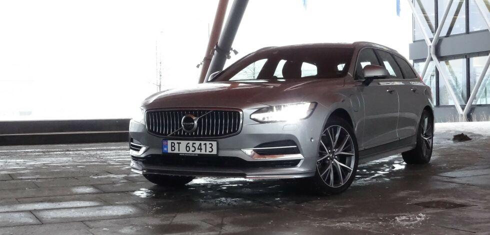 image: Mener Volvo «jukser» med den elektriske rekkevidden