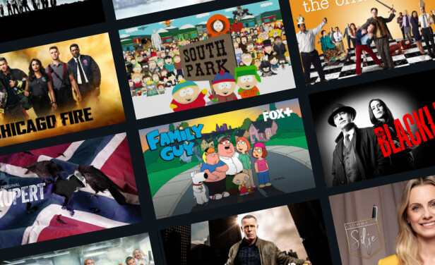 RIKT UTVALG: Viaplay byr på både sport, filmer og TV-serier - for barn og voksne.