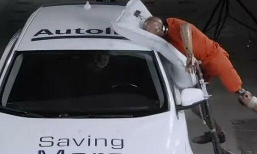 image: Utvikler airbag for el-sparkesykkel