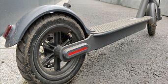 image: Elsparkesykkel-ulykke kan gi førerkortbeslag