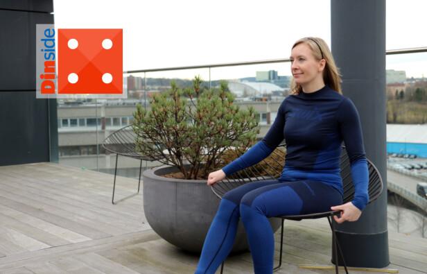 SUPERULL: Ulla til Swix kjennes mest ut som superundertøy, og det klør ikke. Foto: Eilin Lindvoll