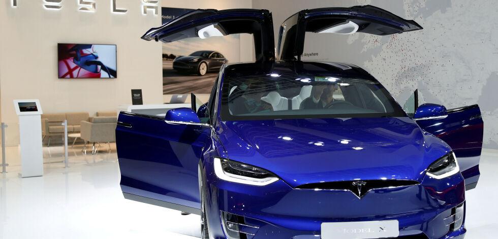 image: Kjøper Tesla med mobilen