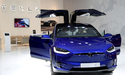 image: Nordmenn kjøper Tesla med mobilen
