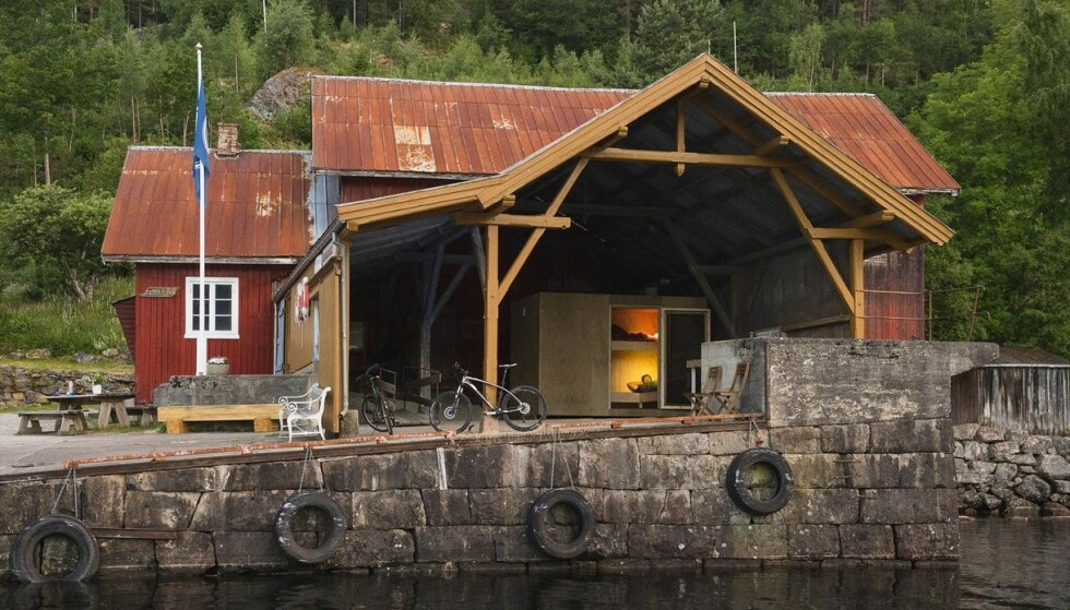 Hva med å prøve soveboksen i Bandaksli i Telemark? Foto: Dag Jenssen