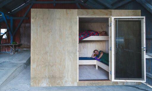 image: Hva med å prøve en soveboks?
