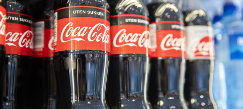 Coca-Cola endrer flaskene