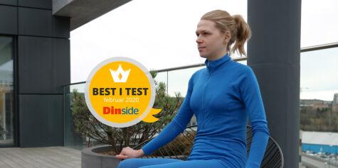 image: Ulla som gjør seg best under de harde treningsøktene
