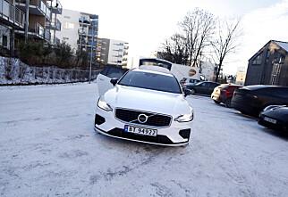 Populær Volvo havner bakpå