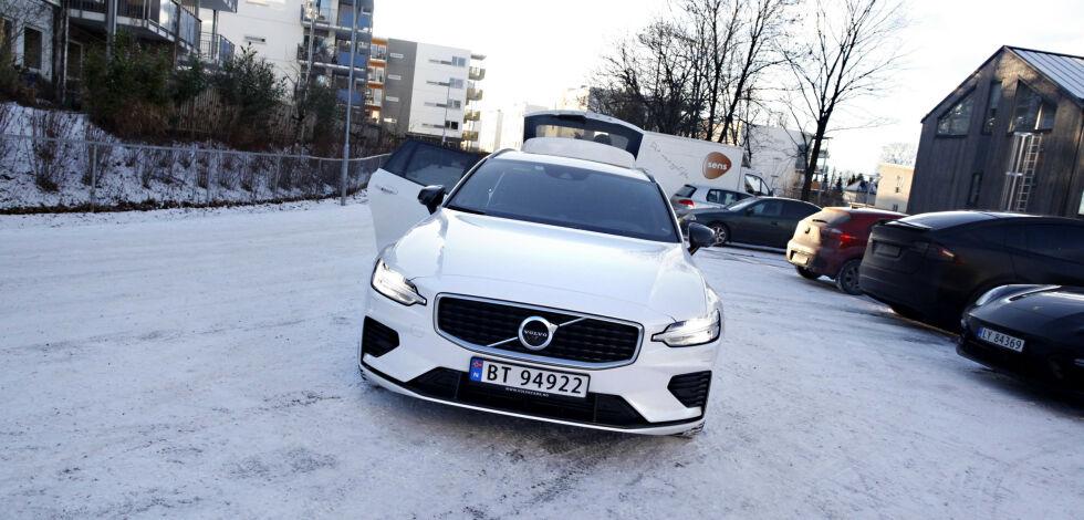 image: Populær Volvo havner bakpå