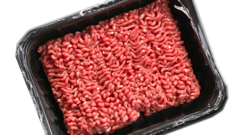 <strong>IKKE NOK MENGDE:</strong> Ifølge Justervesenet opplever de at ferdigpakkede kjøttprodukter inneholder mindre kjøtt en det kravene tilsier. Foto: NTB Scanpix