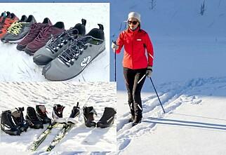 Alt du trenger til vinterferie-aktivitetene