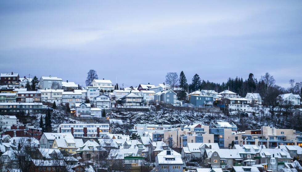 DYRERE: Det ble litt dyrere å skaffe seg et lån med fast rente i desember, viser nye tall. Foto: Håkon Mosvold Larsen / NTB scanpix