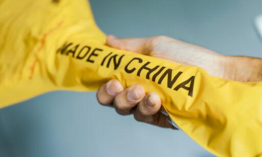 image: Dette skjer med Kina-pakkene