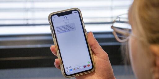image: Samme SMS to ganger på én dag - fra ulike numre
