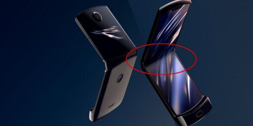 image: Brettbare telefoner får gjennomgå