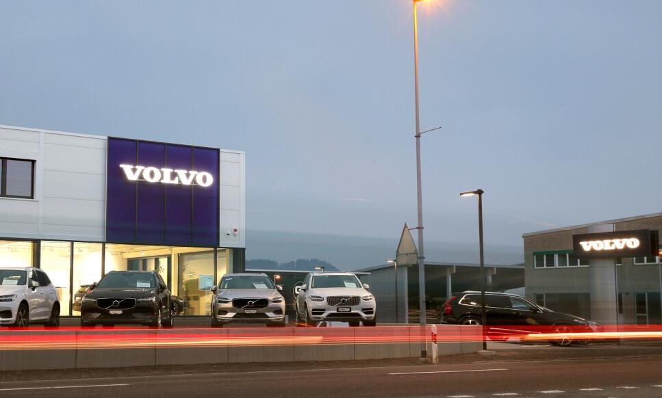 «MANGE FEIL»: Ifølge J.D. Powers kvalitetsundersøkelse av tre år gamle biler er Volvo blant merkene med aller flest feil. Foto: Reuters / Arnd Wiegmann