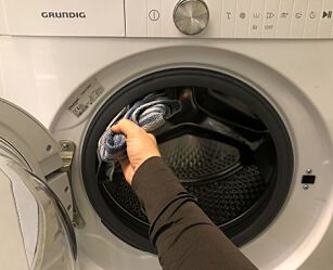 image: Så ofte bør vaskemaskinen renses