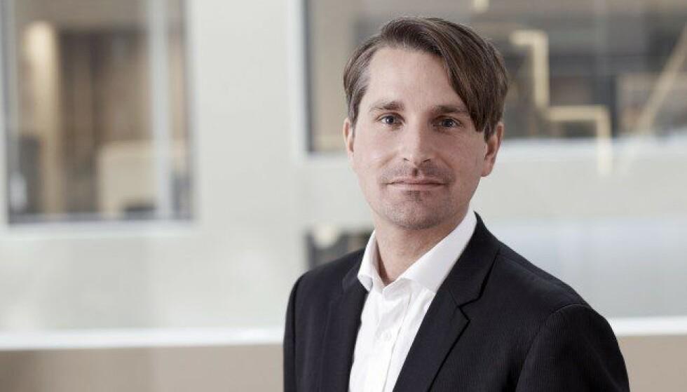 Finn Myrstad er fagdirektør for digitale tjenester i Forbrukerrådet. Foto: Forbrukerrådet