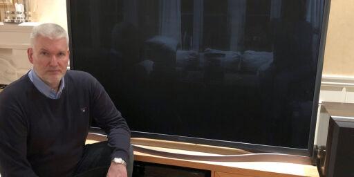 image: 25.000-kroners TV ubrukelig etter seks år