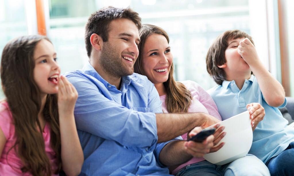 TV OVERALT: Har du en antenneavtale har du ofte tilgang på strømmetjenester også.