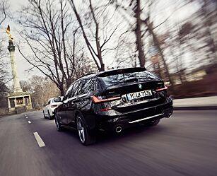 image: Alle BMW 3-serie får X-Drive