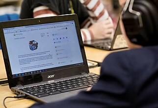 Datatilsynet gransker lovligheten av Google-bruk i skolen