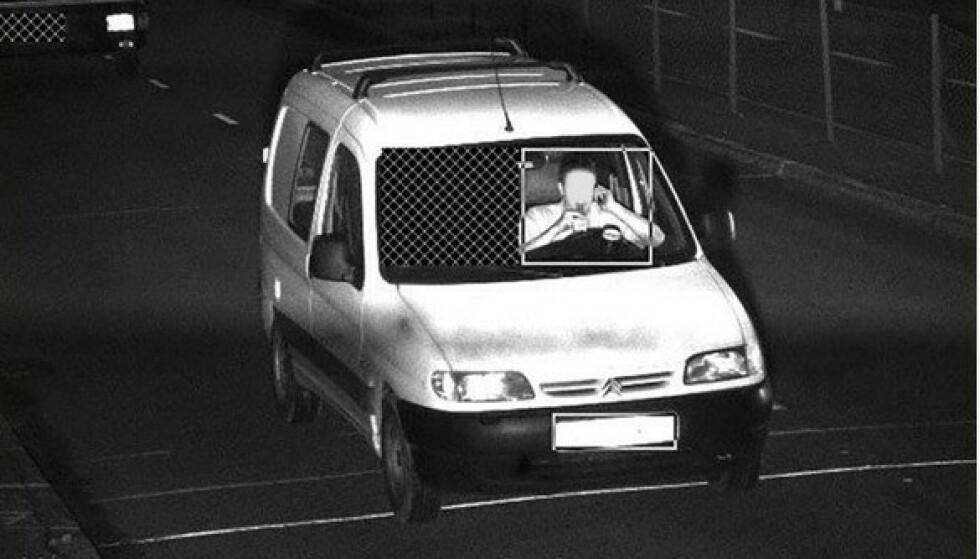 SLIPPER: Dersom føreren ikke kan identifiseres eller foto-linjene i veien ikke er synlige, vil saken ofte henlegges. Foto: Statens vegvesen