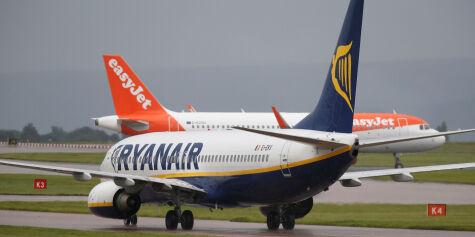 image: Ryanair og Finnair topper svarteliste