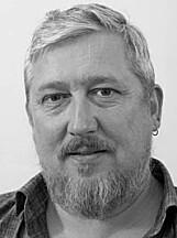 Horst Bentele fra Folkehelseinstituttet. Foto: FHI