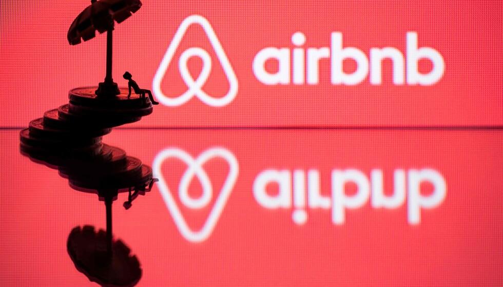 AIRBNB: Mellomleddet åpner for en fleksibel løsning for deg som enten vil leie sted å bo, eller leie ut til andre. Foto: AFP/Joel Saget