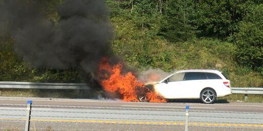 image: 38 bilmodeller brann-utsatt