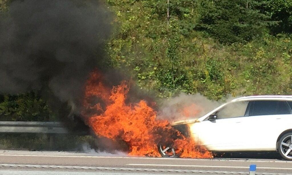 image: Disse 38 bilene er brannfarlige