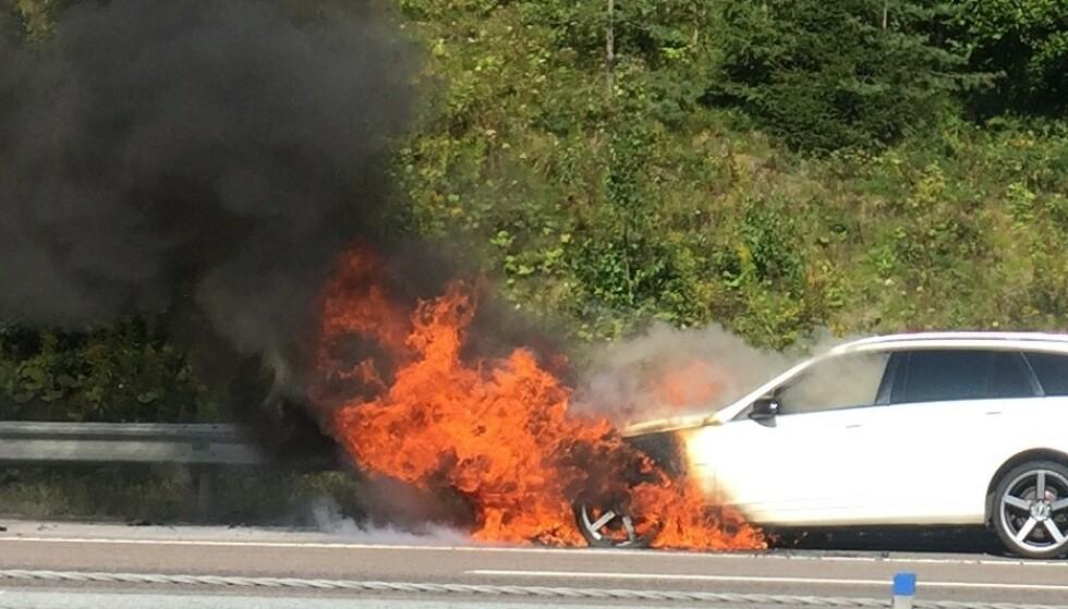 Disse 38 bilene kan brenne