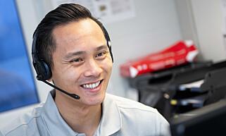 THAO PHAM: Teknisk sjef hos Varmepumpeservice AS. Foto: Varmepumpeservice AS.