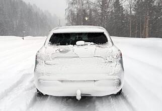 Baklysa snør igjen på nye biler