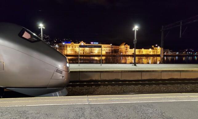 Kameraet gjør seg bedre til landskapsfoto enn detaljfoto. Foto: Martin Kynningsrud Størbu