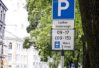 Nå blir det dyrere å parkere i Oslo