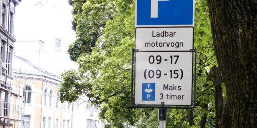 image: Nå blir det dyrere å parkere i Oslo