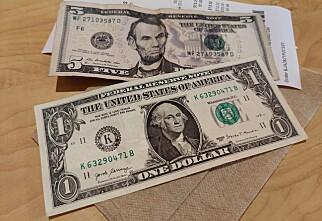 Svakeste krone mot dollar på 19 år