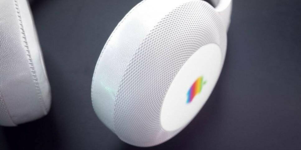 APPLE STUDIOPODS?: Siden 2018 har forskjellige kilder spredd rykter om en over-ear hodetelefonvariant fra Apple. En glipp fra Target i USA ga denne uka enda mer grobunn for spekuleringen. Foto: skjermdump/MacWorld