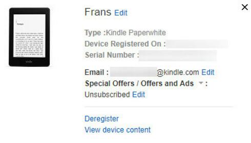 Noen bedre enn Kindle?