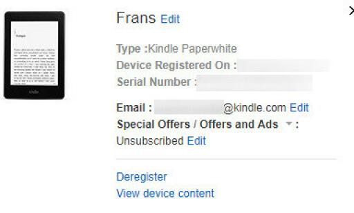 image: Noen bedre enn Kindle?