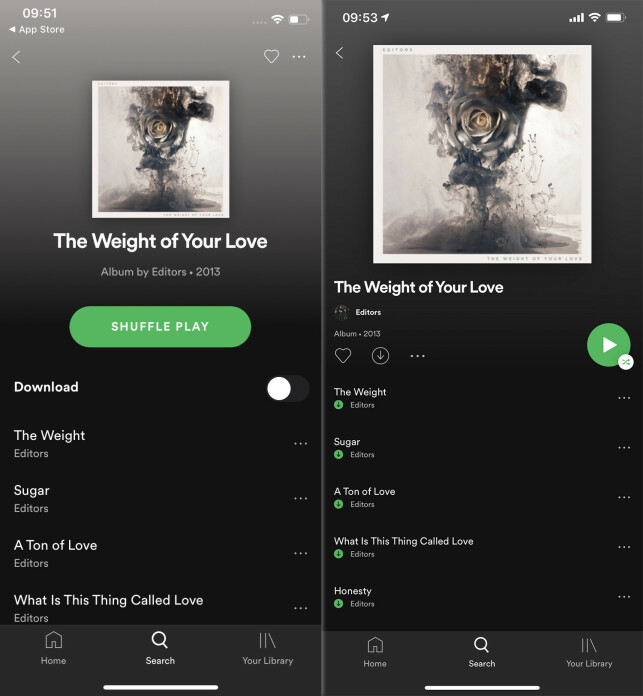 image: Spotify blir «ny»