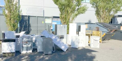 image: Slik skal de stoppe søppelsmuglere