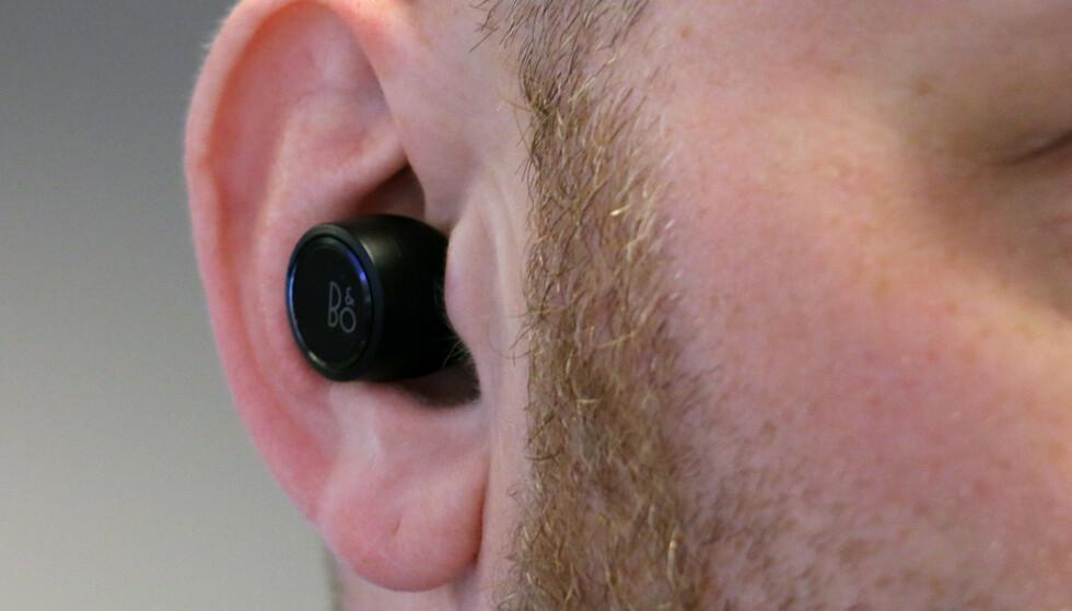 SYNES GODT: Direkte diskrete er ikke E8 i ørene. Foto: Martin Kynningsrud Størbu