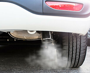 image: Ny rapport: Høyere utslipp på nye biler