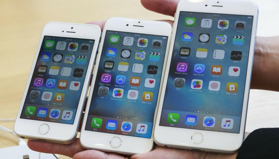 STRAFFES: Apple må igjen bla opp store summer etter batteriskandalen. Foto: AFLO / SPLASH NEWS / SCANPIX